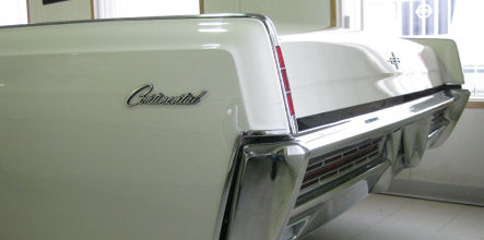 1967 Ford Lincoln Continental Convertible